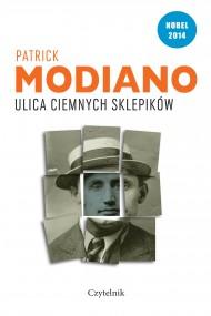 okładka Ulica Ciemnych Sklepików. Ebook | EPUB,MOBI | Patrick Modiano