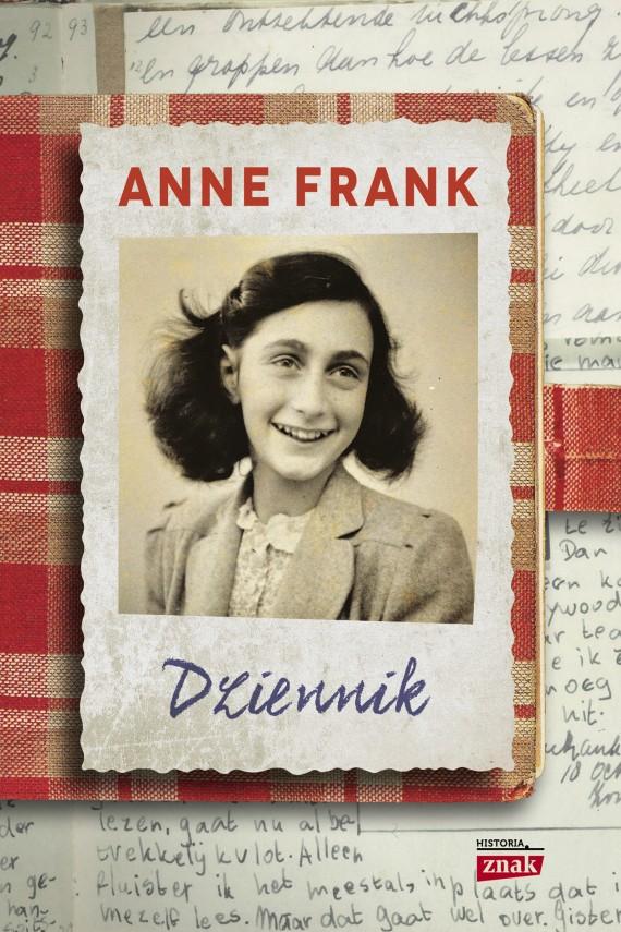 okładka Dziennik. Ebook | EPUB, MOBI | Anne Frank