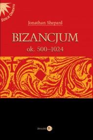 okładka Bizancjum ok. 500-1024, Ebook | Jonathan  Shepard (red.)