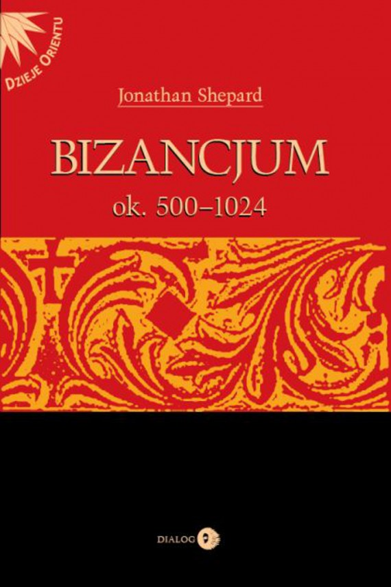 okładka Bizancjum ok. 500-1024ebook | EPUB, MOBI | Jonathan  Shepard (red.)