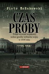 okładka Czas próby. Ebook | EPUB,MOBI | Piotr  Kołakowski