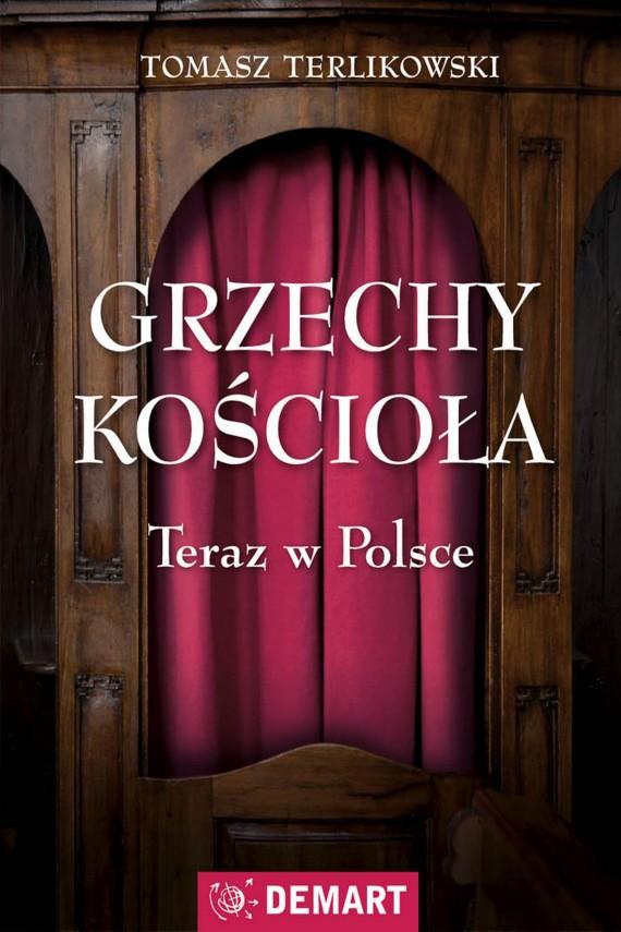 okładka Grzechy kościoła. Ebook | EPUB, MOBI | Tomasz  Terlikowski