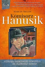 okładka Kōmisorz Hanusik. Ebook   EPUB,MOBI   Marcin  Melon