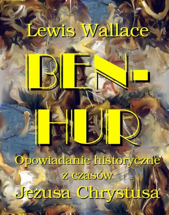 okładka Ben Hur. Ebook   EPUB, MOBI   Lewis  Wallace