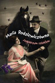 okładka Jaskółczym szlakiem. Ebook | EPUB,MOBI | Maria Rodziewiczówna
