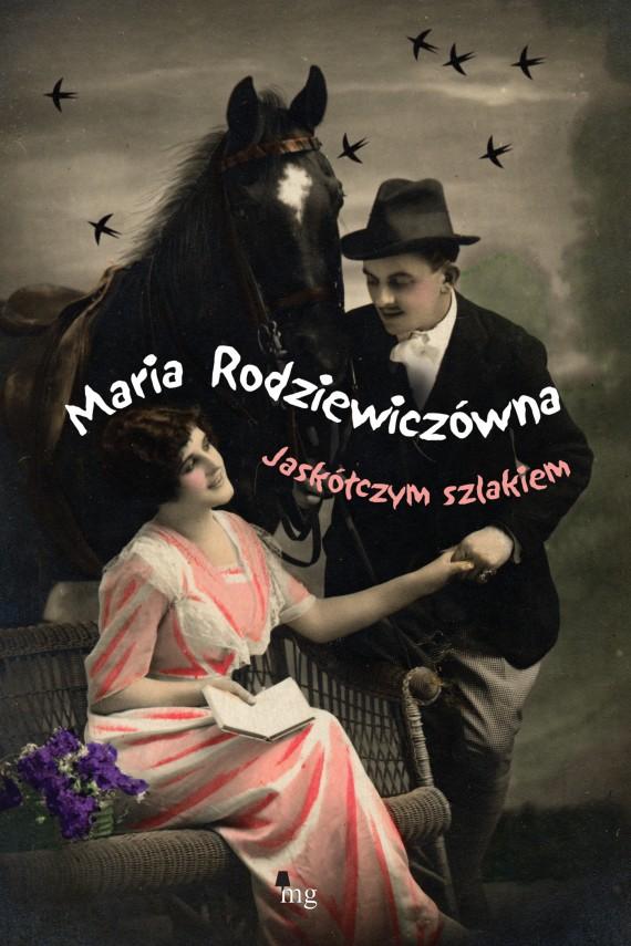 okładka Jaskółczym szlakiem. Ebook | EPUB, MOBI | Maria Rodziewiczówna