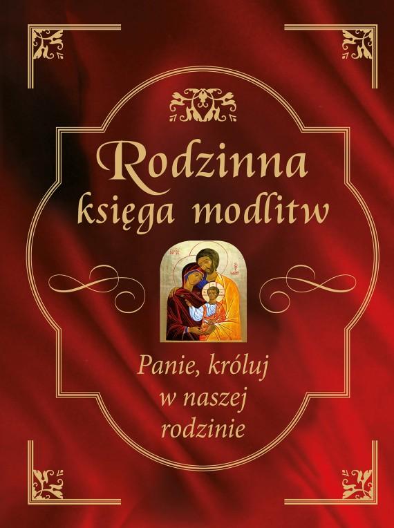 okładka Rodzinna księga modlitwebook | EPUB, MOBI | Bożena Hanusiak