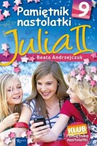 okładka Pamiętnik nastolatki 9. Julia II. Ebook | EPUB,MOBI | Beata Andrzejczuk