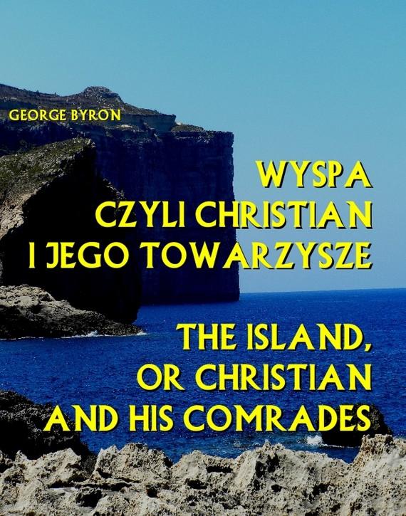 okładka Wyspa czyli Christian i jego towarzysze. Ebook | EPUB, MOBI | George Byron