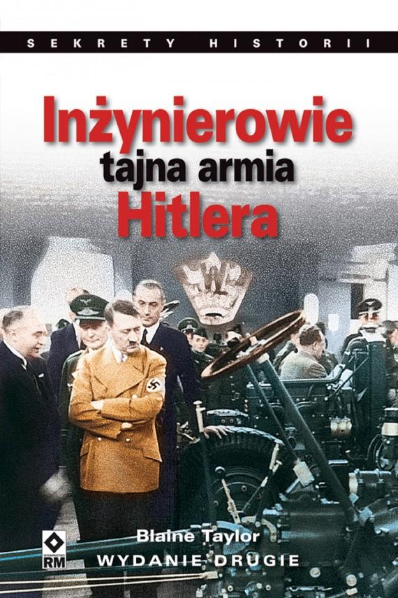 okładka Inżynierowie - tajna armia Hitleraebook | EPUB, MOBI | Blaine Taylor