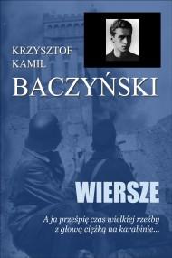 okładka Wiersze. Ebook   EPUB,MOBI   Krzysztof Kamil Baczyński