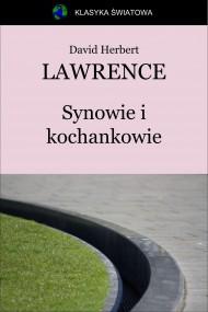 okładka Synowie i kochankowie. Ebook   EPUB,MOBI   David Herbert Lawrence
