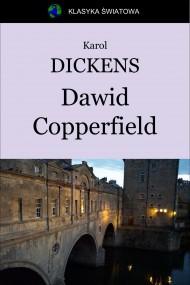 okładka Dawid Copperfield. Ebook   EPUB,MOBI   Charles Dickens