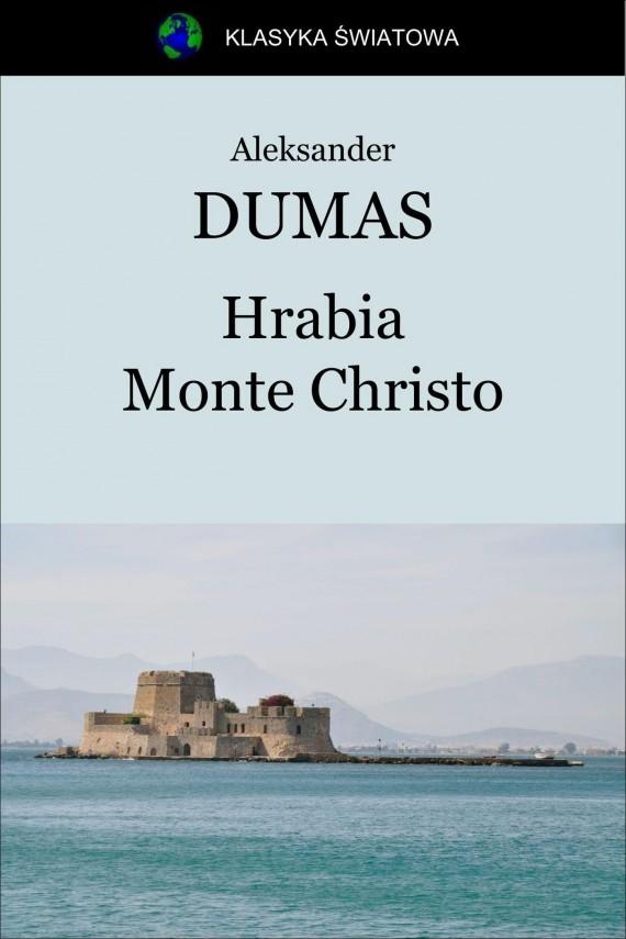 okładka Hrabia Monte Christoebook   EPUB, MOBI   Aleksander Dumas (Ojciec)