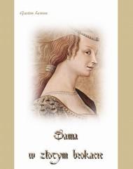 okładka Dama w złotym brokacie. Ebook | EPUB,MOBI | Gaston  Leroux
