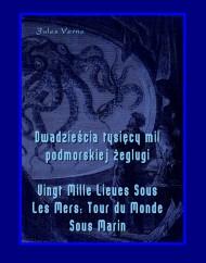 okładka Dwadzieścia tysięcy mil podmorskiej żeglugi, Ebook | Jules Verne