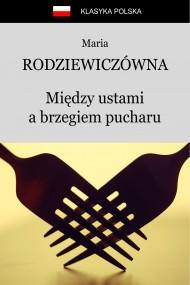 okładka Między ustami a brzegiem pucharu. Ebook | EPUB,MOBI | Maria Rodziewiczówna