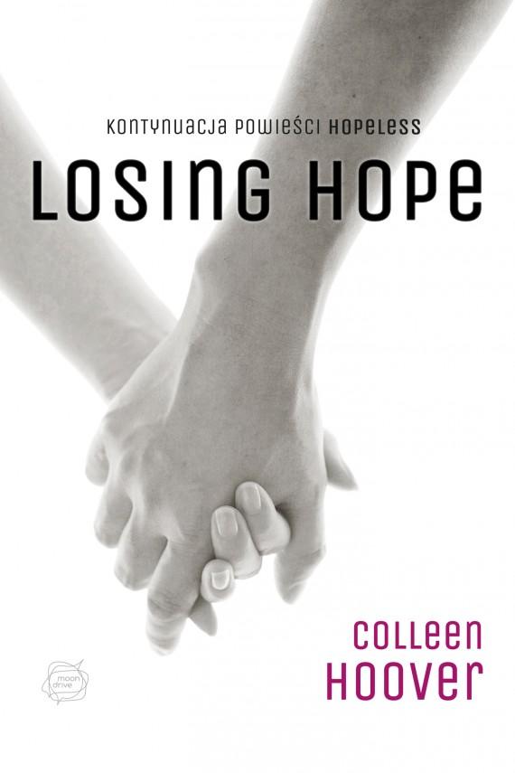 okładka Losing Hopeebook | EPUB, MOBI | Colleen Hoover