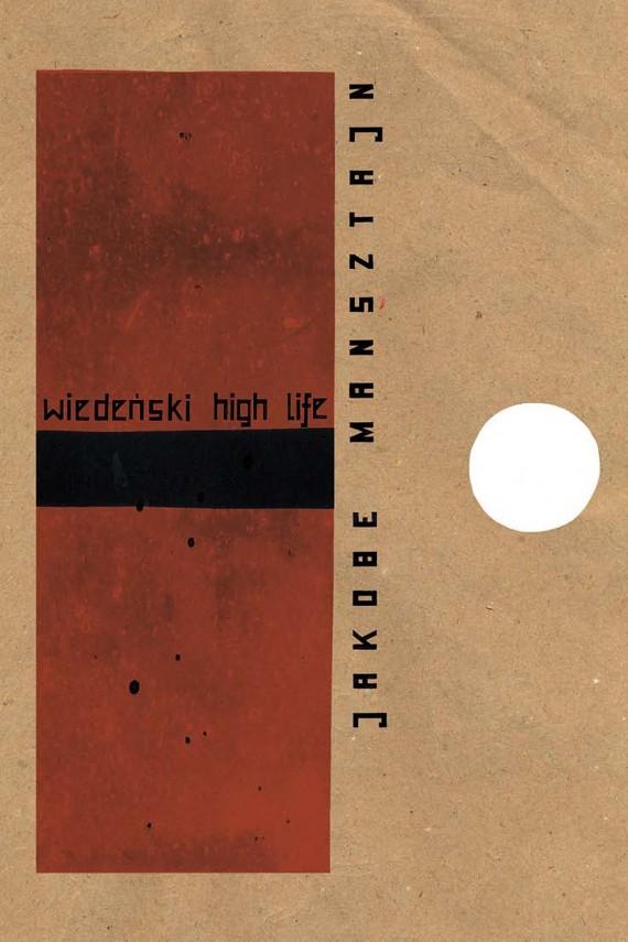 okładka Wiedeński high lifeebook | EPUB, MOBI | Jakobe Mansztajn