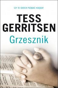 okładka Grzesznik. Ebook | EPUB,MOBI | Tess Gerritsen