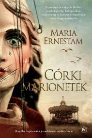 okładka Córki marionetek. Ebook | EPUB,MOBI | Maria  Ernestam