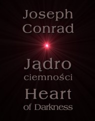 okładka Jądro ciemności - Heart of Darkness. Ebook | EPUB,MOBI | Joseph Conrad