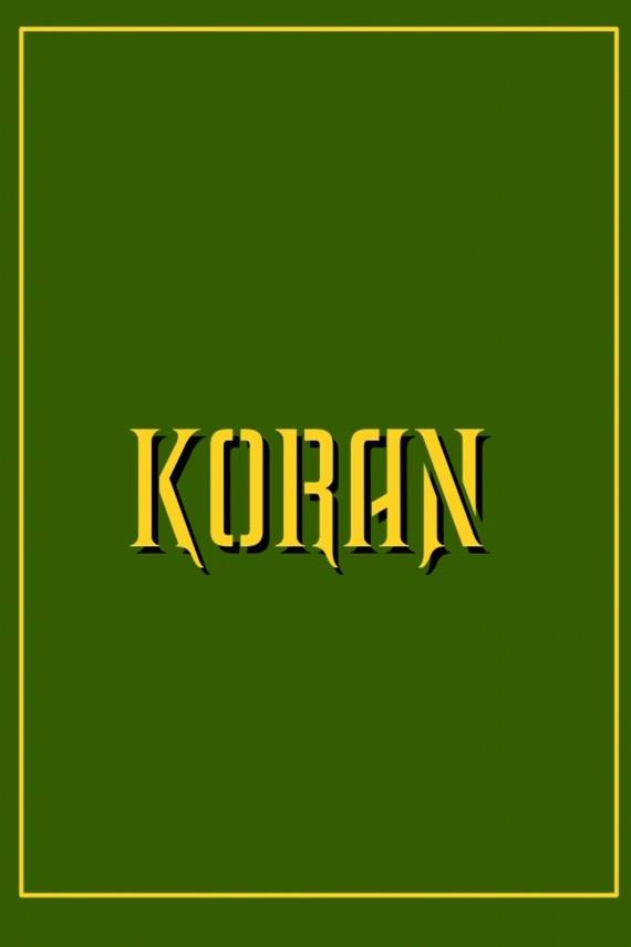 okładka Koran. Ebook | EPUB, MOBI | Nieznany