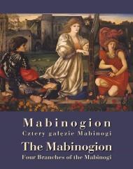 okładka Mabinogion Cztery gałęzie, Ebook | Nieznany