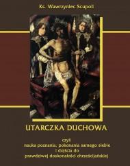 okładka Utarczka duchowna, Ebook | Wawrzyniec  Scupoli