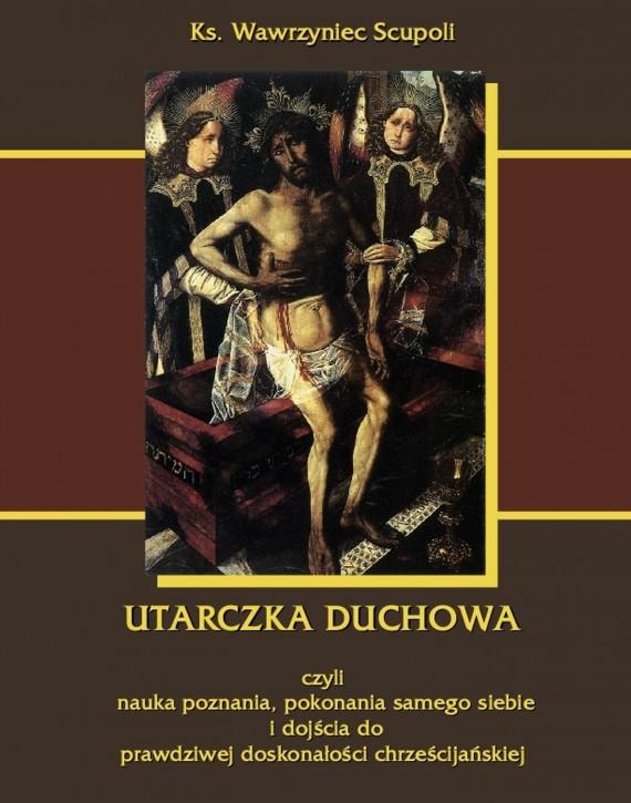 okładka Utarczka duchowna. Ebook | EPUB, MOBI | Wawrzyniec  Scupoli