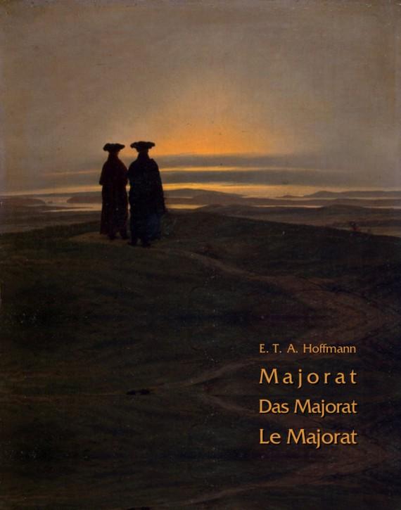 okładka Majoratebook | EPUB, MOBI | E.T.A. Hoffmann