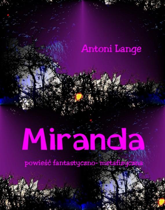 okładka Mirandaebook | EPUB, MOBI | Antoni Lange