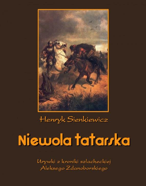 okładka Niewola tatarskaebook   EPUB, MOBI   Henryk Sienkiewicz