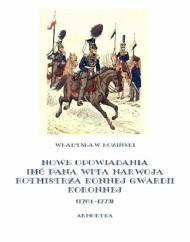 okładka Nowe opowiadania imć pana Wita Narwoja rotmistrza konnej gwardii koronnej 1764-1773, Ebook | Władysław Łoziński