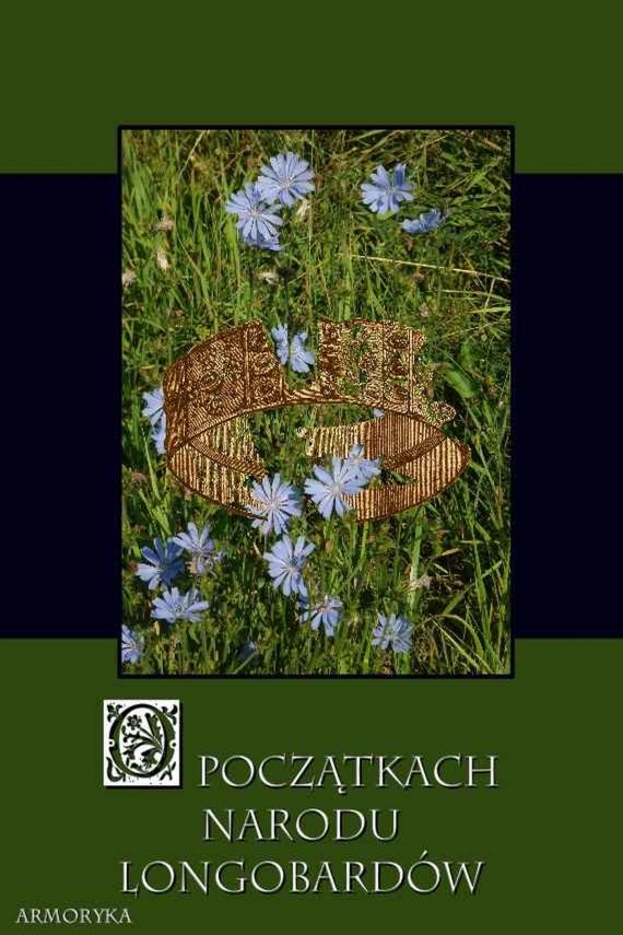 okładka O początku narodu Longobardów. Ebook | EPUB, MOBI | Nieznany