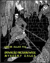 okładka Opowieści niesamowite. Mystery Tales. Ebook | EPUB,MOBI | Edgar Allan Poe