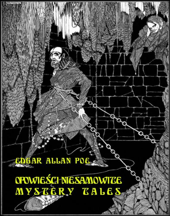 okładka Opowieści niesamowite. Mystery Tales. Ebook | EPUB, MOBI | Edgar Allan Poe