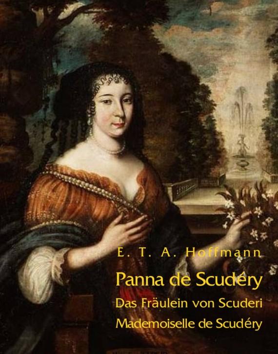 okładka Panna de Scuderyebook | EPUB, MOBI | E.T.A. Hoffmann