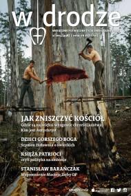 okładka Miesięcznik  W drodze 2/2015. Ebook | EPUB,MOBI | Opracowanie zbiorowe
