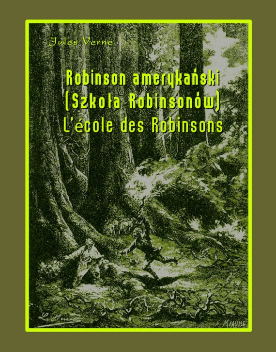okładka Robinson amerykański. Szkoła Robinsonówebook | EPUB, MOBI | Jules Verne