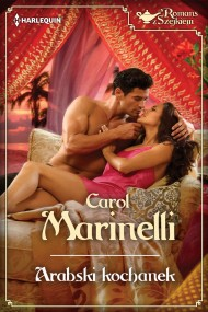 okładka Arabski kochanek. Ebook | EPUB,MOBI | Carol Marinelli