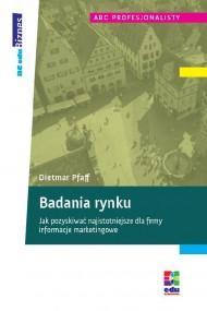 okładka Badania rynku, Ebook | Dietmar Pfaff