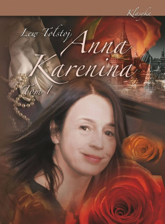 okładka Anna Karenina. Tom Iebook | EPUB, MOBI | Lew Tołstoj