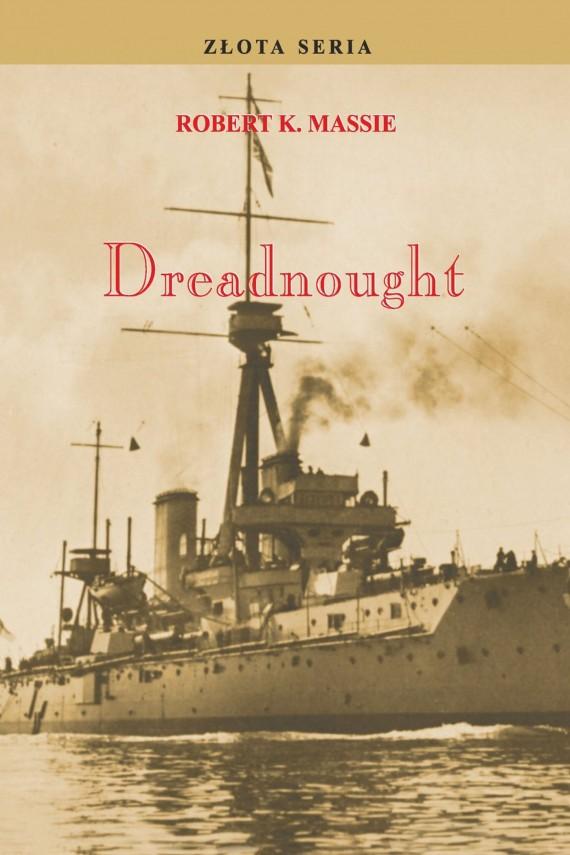 okładka Dreadnought. Tom I. Ebook | EPUB, MOBI | Robert K. Massie