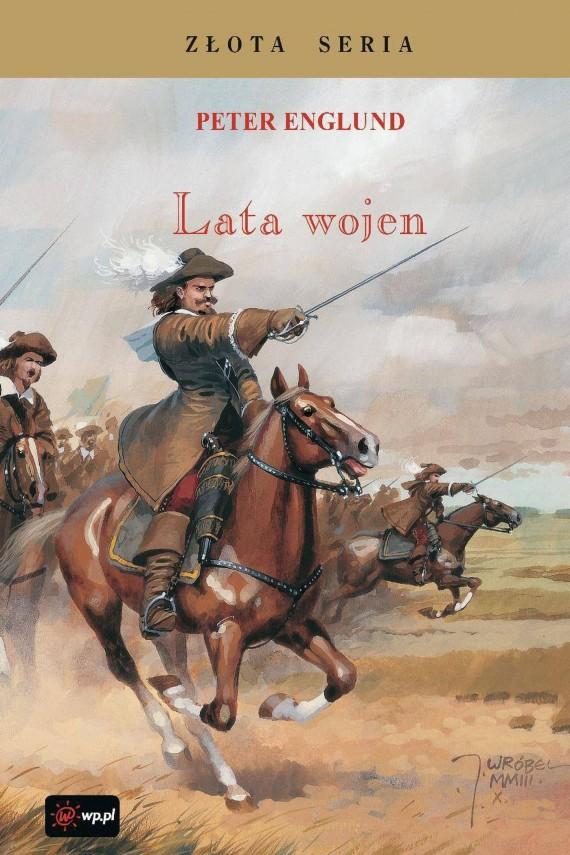 okładka Lata wojenebook | EPUB, MOBI | Peter  Englund