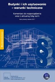 okładka Budynki i ich usytuowanie - warunki techniczne. Ebook | PDF | autor zbiorowy