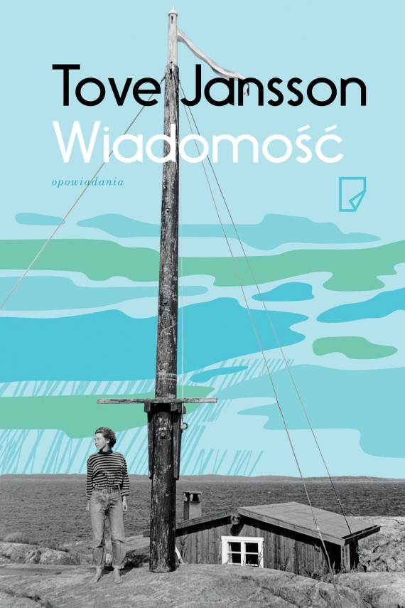 okładka Wiadomość. Ebook | EPUB, MOBI | Tove Jansson