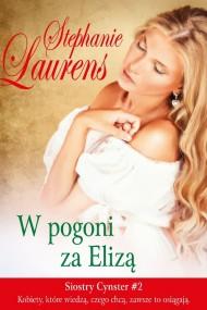 okładka W pogoni za Elizą. Ebook | EPUB,MOBI | Stephanie  Laurens