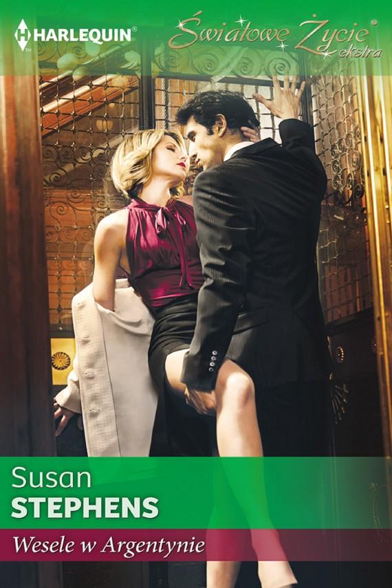 okładka Wesele w Argentynieebook | EPUB, MOBI | Susan Stephens