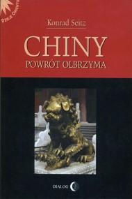 okładka Chiny. Powrót olbrzyma. Ebook | EPUB,MOBI | Konrad  Seitz